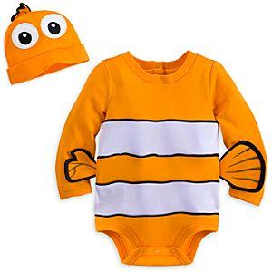 Nemo Bodysuit Costume Set for Baby - Personalizable