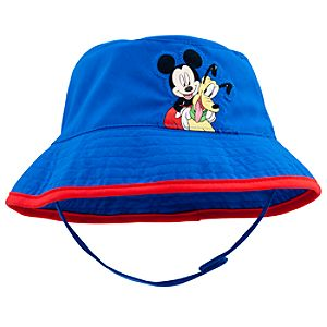 Mickey Mouse Bucket Hat for Baby Boys