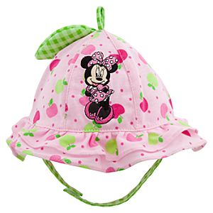 Minnie Mouse Hat for Baby Girls