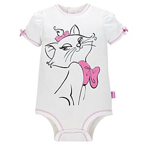 Disney Cuddly Bodysuit for Baby Girls -- Marie