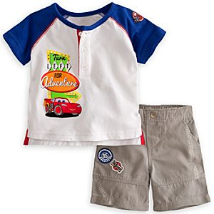 Cars Short set for Baby