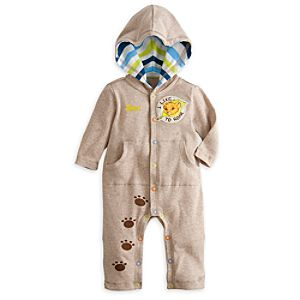 Simba Coverall for Baby - Personalized
