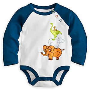 Simba Raglan Disney Cuddly Bodysuit for Baby