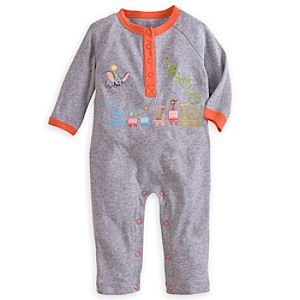 Dumbo Coverall for Baby