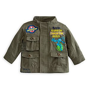 Flik Jacket for Baby - A Bugs Life - Personalizable