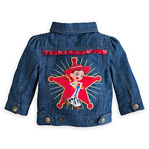 Jessie Denim Jacket for Baby - Personalized