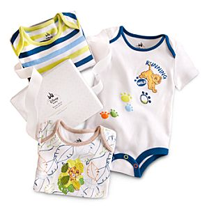 Simba Disney Cuddly Bodysuit Set for Baby