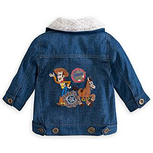 Toy Story Denim Jacket for Baby - Personalizable
