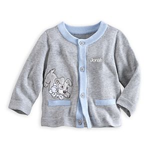 Tramp Cardigan Sweater for Baby - Personalizable