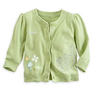 Thumper Cardigan for Baby - Personalizable