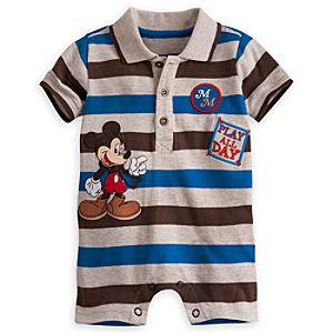 Mickey Mouse Romper for Baby