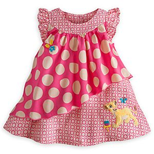 Nala Woven Dress Set for Baby