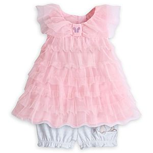 Miss Bunny Dress Set for Baby
