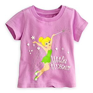 Tinker Bell Tee for Baby