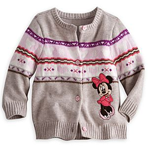 Minnie Mouse Knit Sweater for Baby