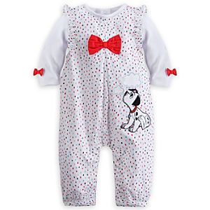 101 Dalmatians Romper and Bodysuit Set for Baby