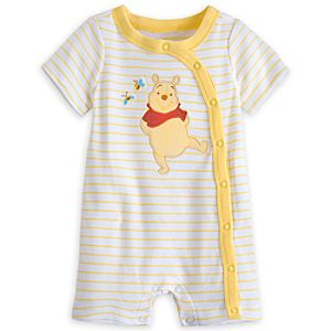 Winnie the Pooh Knit Romper for Baby