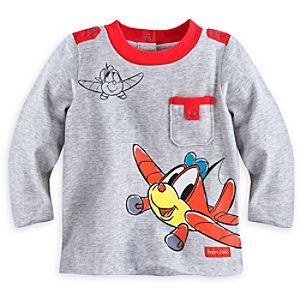 Pedro Long Sleeve Tee for Baby