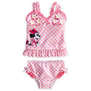 Minnie Mouse Tankini Swimsuit for Baby - 2-Piece