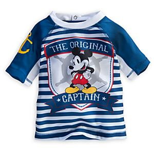 Mickey Mouse Rashguard for Baby