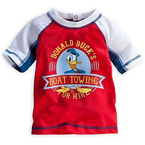 Donald Duck Rashguard for Baby