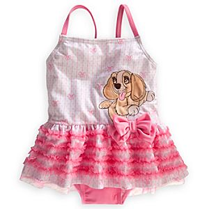 Lady Swimsuit for Baby
