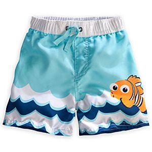 Nemo Swim Trunks for Baby