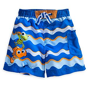 Finding Nemo Swim Trunks for Baby