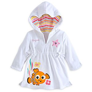 Nemo Cover-Up for Baby - Personalizable