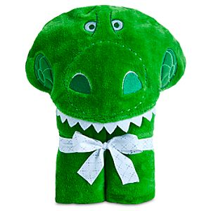 Rex Hooded Towel for Baby - Personalizable