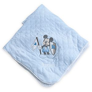 Mickey Mouse Blanket for Baby - Personalizable