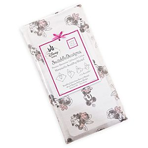 Minnie Mouse Swaddling Blanket for Baby