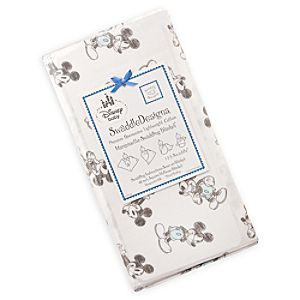 Mickey Mouse Swaddling Blanket for Baby