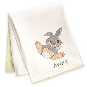 Thumper Blanket for Baby - Personalizable