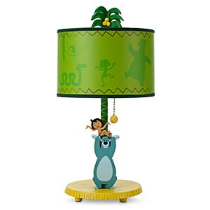 The Jungle Book Lamp