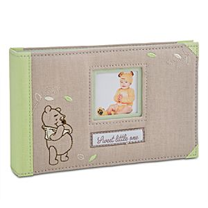 Winnie the Pooh Brag Book for Baby
