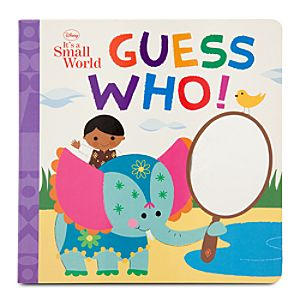 its a small world Book - Guess Who!