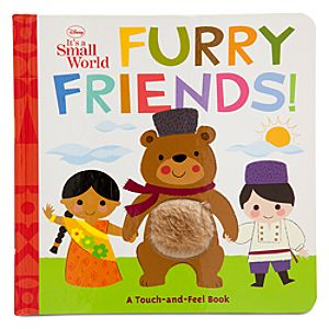 its a small world Book - Furry Friends!
