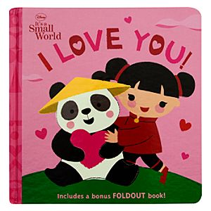 its a small world Book - I Love You!