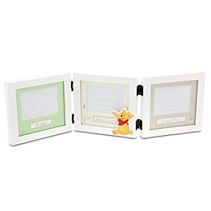 Winnie the Pooh 3-Piece Frame for Baby