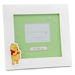 Winnie the Pooh Arrival Frame for Baby