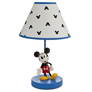 Mickey Mouse Lamp for Baby