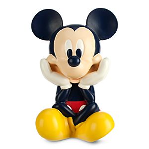 Mickey Mouse Bank for Baby