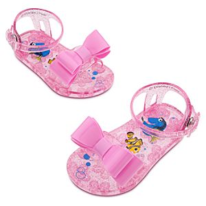 Finding Nemo Jelly Shoes for Baby