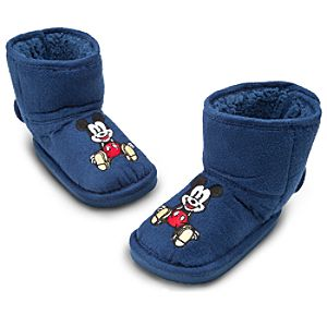 Mickey Mouse Boots for Baby - Winter