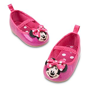 Minnie Mouse Ballet Flat Shoes for Baby