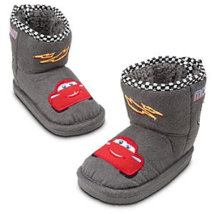 Lightning McQueen Boots for Baby - Winter