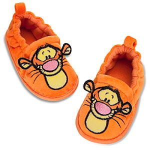 Tigger Booties for Baby