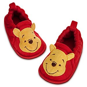 Winnie the Pooh Booties for Baby