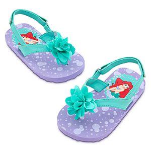 Ariel Flip Flops for Baby